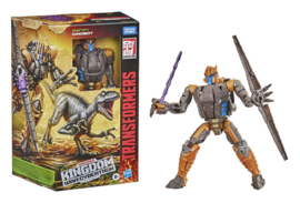 Hasbro WFC Kingdom Voyager Dinobot - Pre order