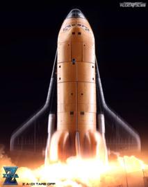 Zeta ZA-01 Take Off