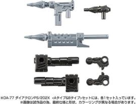 Takara Diaclone DA-77 Powered Suits PS/202X (A&B Type)