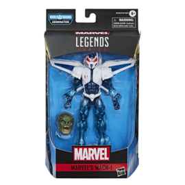 Marvel Legends Marvel's Mach-I (Comics)