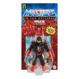 Masters of the Universe Origins Action Figure 2021 Ninjor
