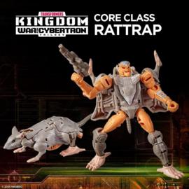 Hasbro WFC Kingdom Core Rattrap - Pre order