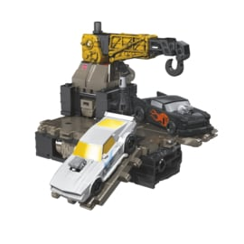 Transformers Earthrise Deluxe Ironworks - Pre order