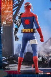 Hot Toys Spider-Man Videogame Masterpiece AF 1/6 Cyborg Spider-Man Suit 2021 Toy Fair Exclusive - Pre order