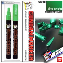Gundam Marker GM-18 Metallic Green Marker