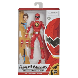 Power Rangers Dino Thunder Red Ranger