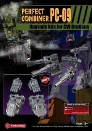 Perfect Effect PC-09 Upgrade set CW Bruticus