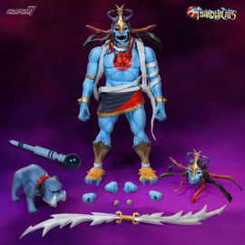 Thundercats Ultimates AF 2-Pack Wave 2 Mumm-Ra & Ma-Mutt - Pre order