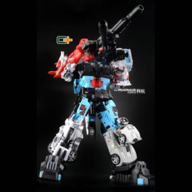 C+ Customs THC-02J Takara UW-03 Defensor Add on Set