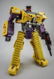ToyWorld Constructor TW-C01B Bulldozer