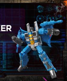 Hasbro WFC Siege Voyager Thundercracker - Pre order