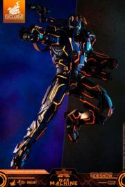 Hot Toys Iron Man 2 MMS Diecast AF 1/6 Neon Tech War Machine