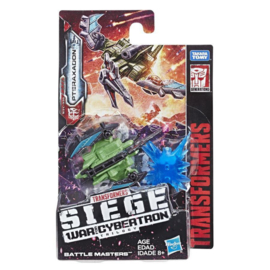 Hasbro WFC Siege Battle Masters Pteraxadon