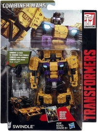 Hasbro Combiner Wars Wave 5 Swindle