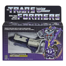 Transformers G1 Reissue Astrotrain