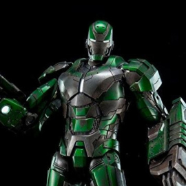 King Arts - Iron man Mark 26 Gamma DFS034