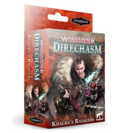 WH Underworlds Khagra's Ravagers