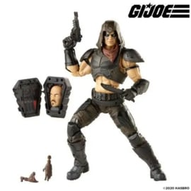 G.I. Joe Classified Series Zartan
