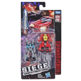 Hasbro War For Cybertron Siege Micromasters Roadhandler