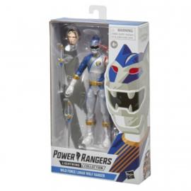 Power Rangers LC Wild Force Lunar Wolf Ranger - Pre order