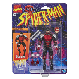 Marvel Legends Spider-Man Retro Series Daredevil