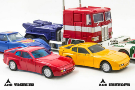 ACE Collectables ACE-01 Tumbler + ACE-02 Hiccups Set