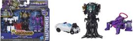 Hasbro Cyberverse Quintesson Invasion 3-Pack - Pre order