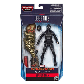 Marvel Legends Spider-Man Stealth Suit