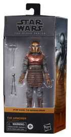 Black Series AF The Armorer (The Mandalorian)