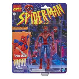 Marvel Legends Spider-Man Retro Series Spider-Man