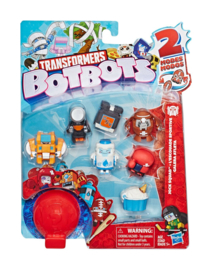 Hasbro BotBots Mini Figures 8-Packs Jock Squad B