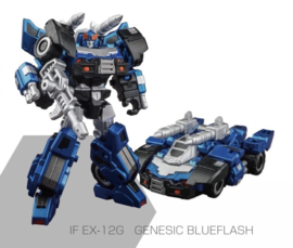 Iron Factory IF-EX12G Genesic Blueflash