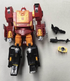Hasbro Potp Leader Rodimus Prime without box