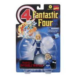Marvel Legends Fantastic 4 Retro Marvel's Invisible Woman - Pre order