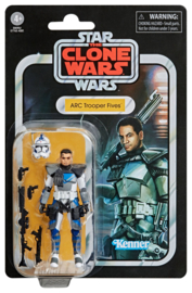 Star Wars Vintage Collection AF 2020 ARC Trooper Fives [Clone Wars]
