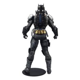 McFarlane Toys DC Multiverse AF Batman Hazmat Suit Gold Label Light Up Batman Symbol - Pre order