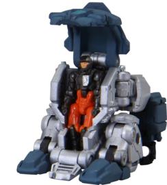 Diaclone Reboot DA-03 Powered-Suit System Set B
