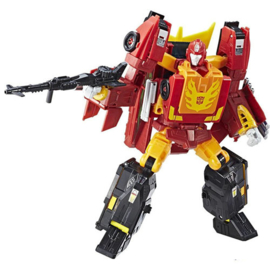 Hasbro Potp Leader Rodimus Prime without box