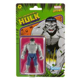 Marvel Legends Recollect Retro Hulk (Grey)