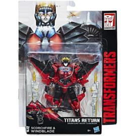 Titans Return Deluxe Windblade