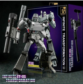 Infinite Transformation IT-01 MP36 [Reissue 2021] - Pre order