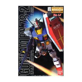 1/100 MG RX-78-02 Gundam Ver. 1.5