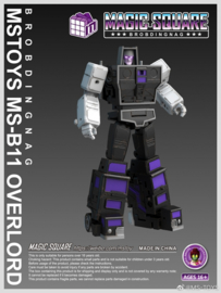 MS Toys MS-B11 Overlord - Pre order