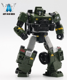 Aoyi Mech [BMB] Interstellar Star (WFC Hound Oversized)