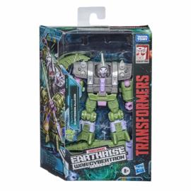 Hasbro WFC Earthrise Deluxe Quintesson Alicon (R)