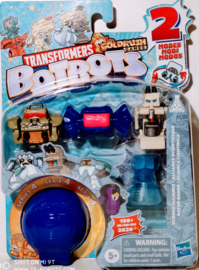 Hasbro Botbots Serie 4 Science Alliance Set of 5 [A]