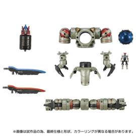 Takara Diaclone DA-86 Legiocore (ripper/anode type) - Pre order