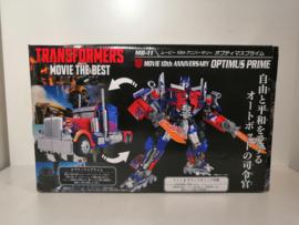 Takara MB-11 Optimus Prime + Boku DK-02 Trailer