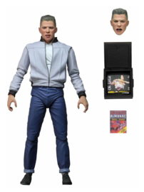 NECA Back to the Future AF Ultimate Biff Tannen