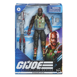 G.I. Joe Classified Series Roadblock - Pre order